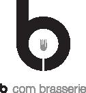 Logo b com brasserie